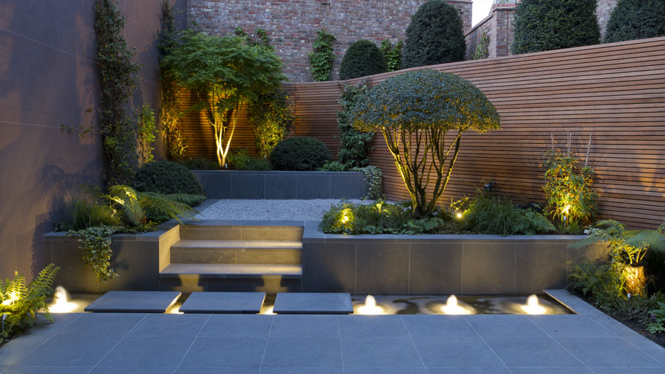 John davies landscape has been featured twice in the most for Davies landscape architects